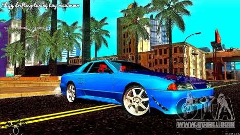 Elegy Dorifto Tune for GTA San Andreas