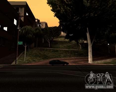 Satanic Colormode for GTA San Andreas forth screenshot