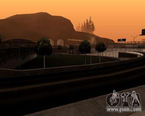 Satanic Colormode for GTA San Andreas second screenshot