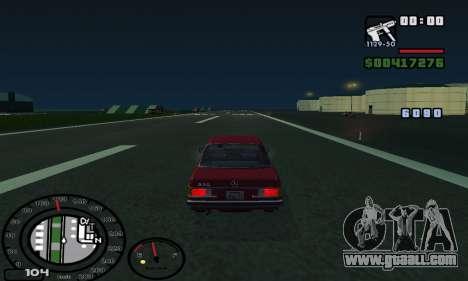 CLEO Dynamometer v. 1.0 beta for GTA San Andreas second screenshot