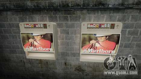 New vending machine selling cigarettes for GTA 4