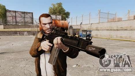 FN FAL DSA for GTA 4 second screenshot