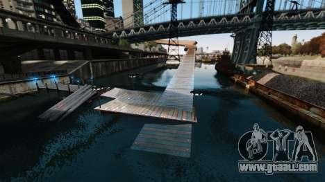 Breakneck track for GTA 4 seventh screenshot