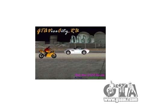 Rush Hour of GTA Vice Sity for GTA Vice City