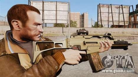 HK G36c for GTA 4