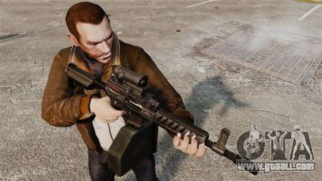Ares Shrike for GTA 4 forth screenshot