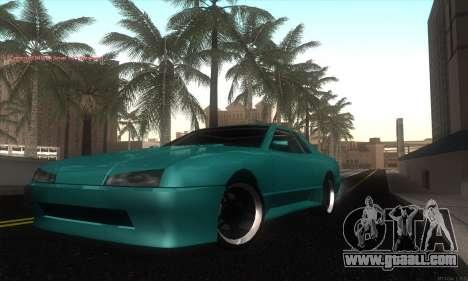 Elegy Edit for GTA San Andreas