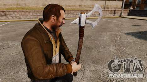 Tomahawk for GTA 4