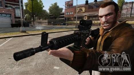 Ares Shrike for GTA 4 fifth screenshot