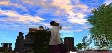 ENB Graphic Mod for GTA San Andreas third screenshot