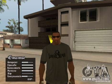 Super saving before 1 Mission for GTA San Andreas