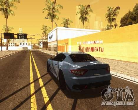 ENB for low PC v2 for GTA San Andreas third screenshot