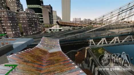 Breakneck track for GTA 4 fifth screenshot