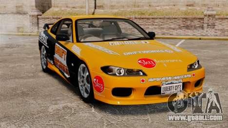 Nissan Silvia S15 v2 for GTA 4