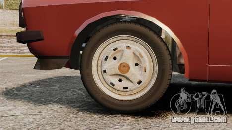 Dacia 1310 Sport v1.1 for GTA 4