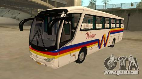 WEENA B90 for GTA San Andreas