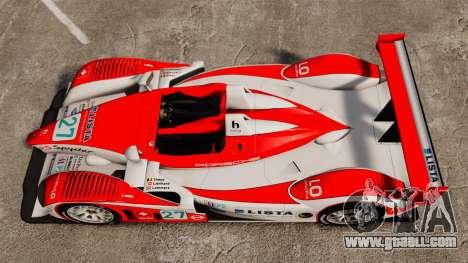 Porsche RS Spyder Evo for GTA 4 right view