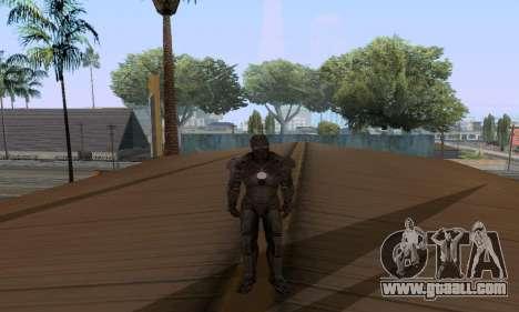 Skins Pack - Iron man 3 for GTA San Andreas eleventh screenshot