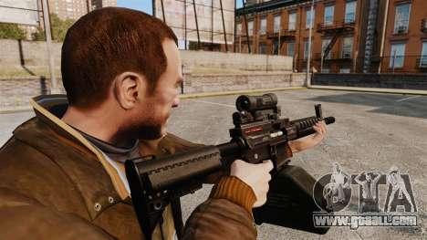 Ares Shrike for GTA 4 second screenshot