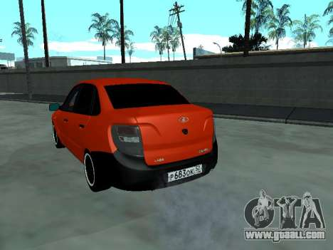 VAZ 2190 for GTA San Andreas right view