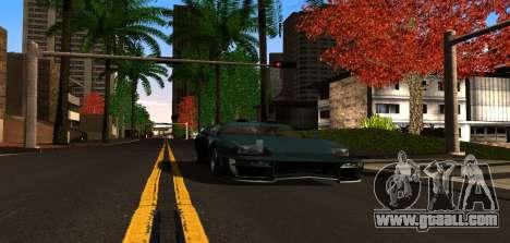 ENB Graphic Mod for GTA San Andreas