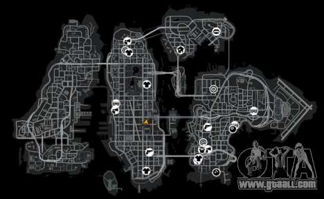 Breakneck track for GTA 4 eighth screenshot