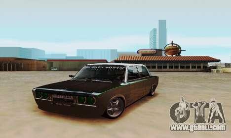VAZ 2106 Zielonka for GTA San Andreas