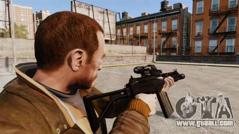 FN FAL DSA for GTA 4 third screenshot