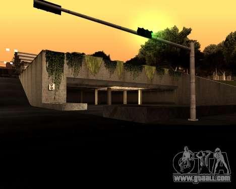 Satanic Colormode for GTA San Andreas fifth screenshot
