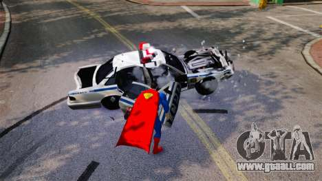 Script For Superman for GTA 4
