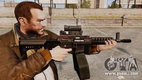 Ares Shrike for GTA 4