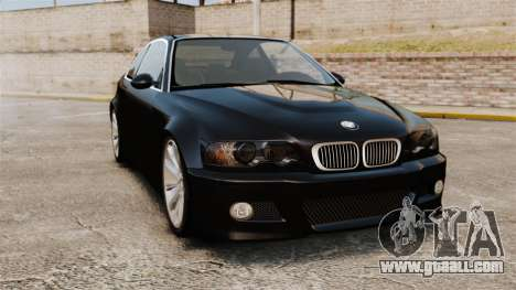 BMW M3 Coupe E46 for GTA 4