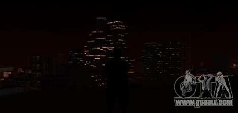 ENB Graphic Mod for GTA San Andreas ninth screenshot