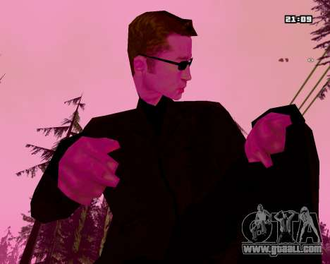 Pink NarcomaniX Colormode for GTA San Andreas third screenshot