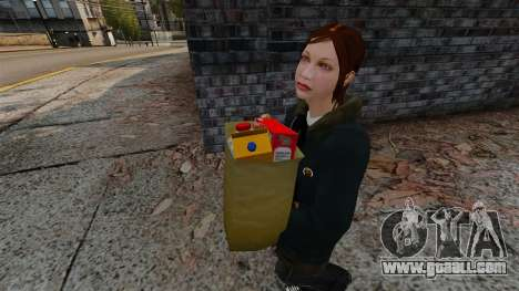 New food products for GTA 4 third screenshot
