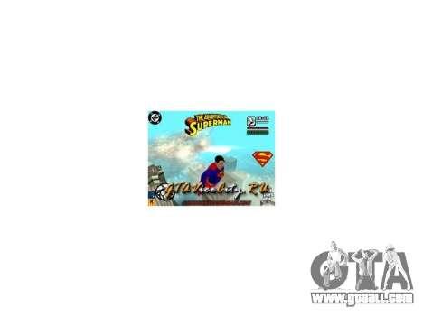 Mod Superman San Andreas for GTA San Andreas