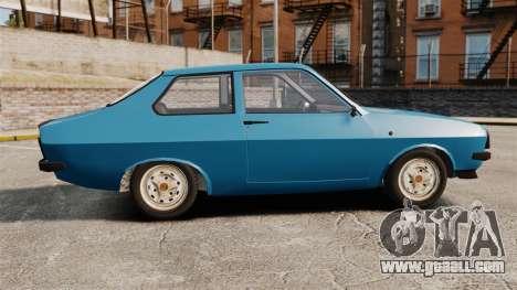 Dacia 1310 Sport v1.2 for GTA 4 left view