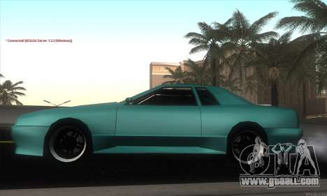 Elegy Edit for GTA San Andreas