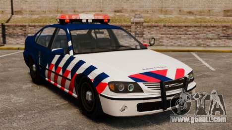 The Dutch military police for GTA 4