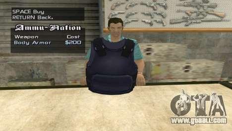 Full Weapon Pack for GTA San Andreas eighth screenshot