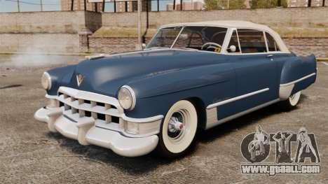 Cadillac Series 62 convertible 1949 [EPM] v3 for GTA 4