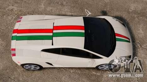 Lamborghini Gallardo 2005 [EPM] Italian for GTA 4 right view