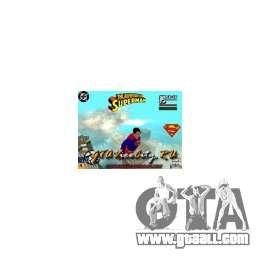 Gta San Andreas Superman Mod Cheats Mod Superman San Andreas For