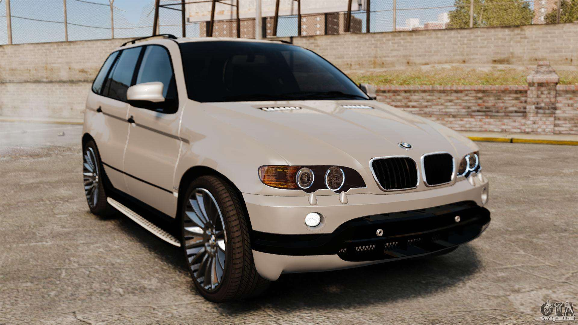 bmw x5 v2 for gta 4. Black Bedroom Furniture Sets. Home Design Ideas