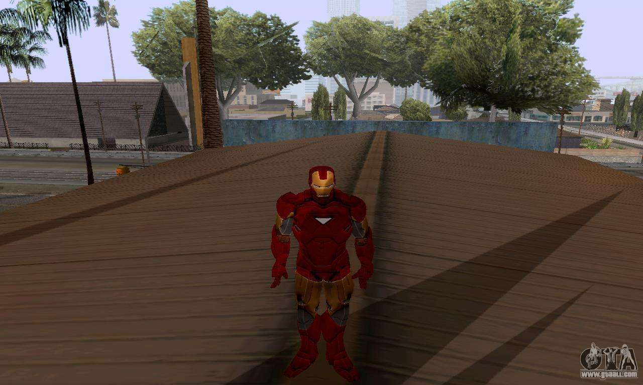 Skins for GTA San Andreas with automatic installation: download free