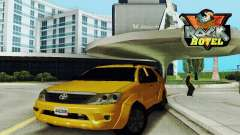 Toyota Fortuner Original 2013 for GTA San Andreas