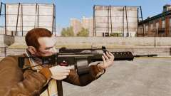 MG36 H&K v2 assault rifle