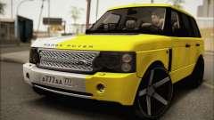 Land Rover Range Rover Gold Vossen
