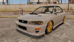 Subaru Impreza WRX STI 1999 [Final]