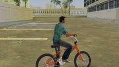 Ghetto K2B BMX Bike